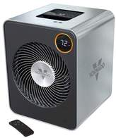 Vornado VMH600 Whole Room Stainless Steel Heater with Remote and Automatic Climate Control - Stainless Steel
