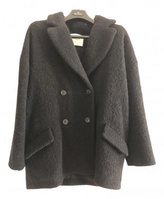 BA&SH Fall Winter 2019 Black Polyester Coats