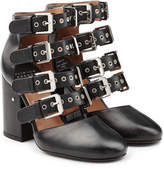 Laurence Dacade Leather Sandals with Buckles