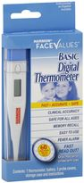Harmon Face ValuesTM Basic Digital Thermometer