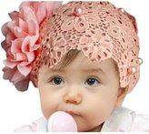 Susenstone®Baby Kids Lace Flower Headband Band Accessories Headwear