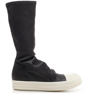 Rick Owens Sock Sneakers Boots