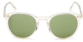 Oliver Peoples Unisex O'Malley Round Sunglasses, 48mm