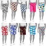 Royal & Awesome Women's Golf Shorts