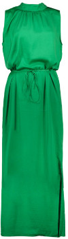 Saint Tropez Aileen Maxi Dress Green - M