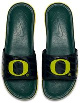 Nike Men's Oregon Ducks Benassi Slide Sandals
