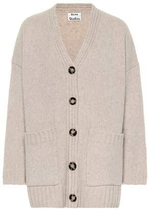 Acne Studios Wool-blend cardigan