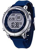 Columbia Recruit Digital Chronograph Men's Watch 30M WR Scout CT014-410 - Blue
