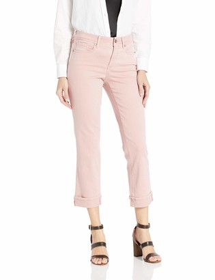 NYDJ Women's Marilyn Straight Ankle Jean with Clean Cuff