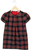 Dolce & Gabbana Girls' Wool Plaid Top