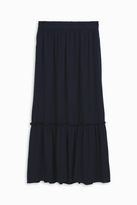 Splendid Ruffle Bottom Maxi Skirt