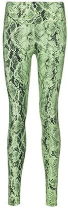 Alo Yoga Vapor snake-print leggings