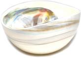 Murano Glass Fossile Bowl