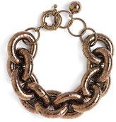 Textured Status Link Bracelet