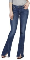 Paige Women's Lou Lou Twisted Seam Flare Jeans