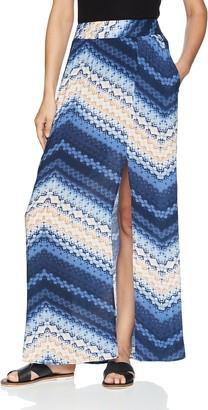 BCBGeneration Women's Front Slit Maxi Skirt