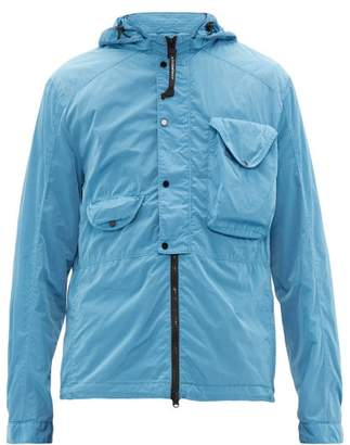 C.P. Company Light Goggle Technical Jacket - Mens - Blue