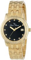 Lucien Piccard Women's LP-12545-YG-11 Taney Analog Display Quartz Gold Watch
