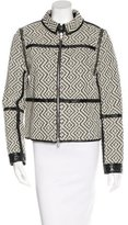 Tory Burch Reversible Knit Jacket