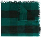 Faliero Sarti 'Quadri' scarf