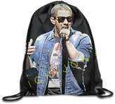 DEMOO Nick Jonas POSTER Drawstring Backpack / Sack Bag