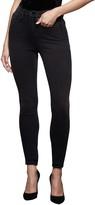 Good American Good Waist High Waist Extreme V Skinny Jeans