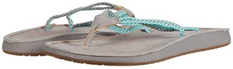JBU Key West (Taupe Mint) Women's Sandals