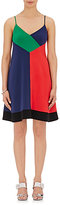 Lisa Perry WOMEN'S COLORBLOCKED A-LINE DRESS