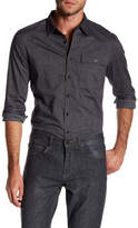 Kenneth Cole New York Herringbone Shirt Jacket