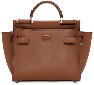 Dolce & Gabbana 62 Small Soft Leather Bag