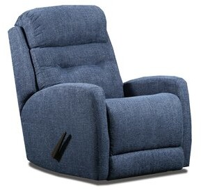 """Thumbnail for your product : Southern Motion Bank Shot 30"""" Wide Manual Standard Recliner Fabric: Tan, Motion Type: Rocker"""