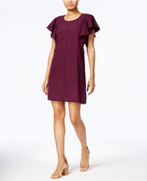 Kensie Ruffled Shift Dress
