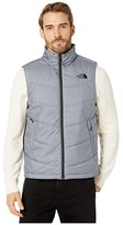 The North Face Junction Insulated Vest (TNF Medium Grey Heather) Men's Clothing