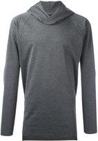 Nike soft hoodie - men - Polyester/Spandex/Elastane/Viscose - L