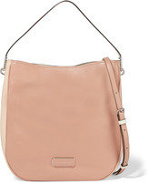 Marc by Marc Jacobs Hobo two-tone leather shoulder bag