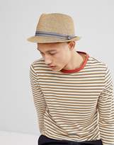 Goorin Bros. Keep it Real Straw Trilby Hat