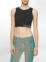Calvin Klein Womens Performance Open Back Sports Bra