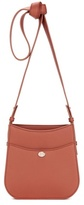 Loro Piana Fleur Small leather crossbody bag