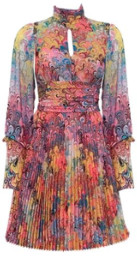 DELFI Collective The Raquel Dress In Multi - XS