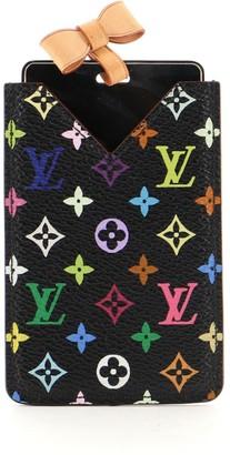 Louis Vuitton Mirror with Case Monogram Multicolor