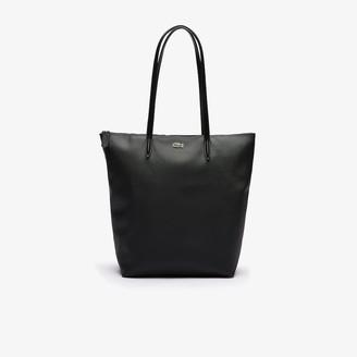 Lacoste Women's L.12.12 Concept Vertical Zip Tote Bag