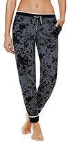 Kensie Floral Terry Lounge Pants