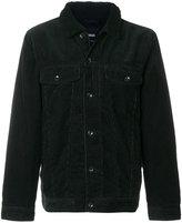 Vans shearling collar corduroy jacket
