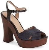 Pour La Victoire 'Dakota' Platform Sandal