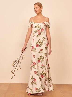 Reformation Larkspur Dress