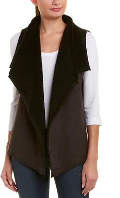 Three Dots Reversible Vest