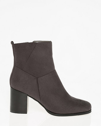Le Château Square Toe Ankle Boot
