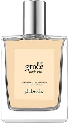 philosophy Pure Grace Nude Rose Eau De Toilette 60ml