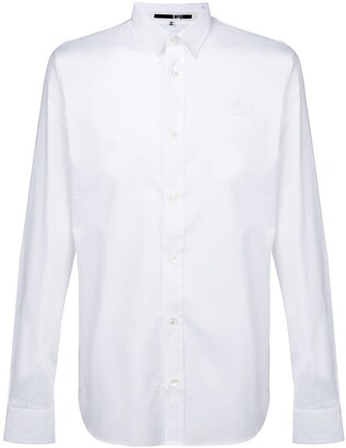 Mcq Swallow Swallow-Patch Shirt