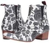 Jeffery West Seam Front Chevron Chelsea Boot